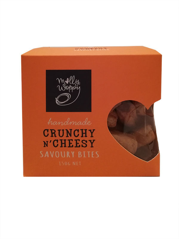 Food gift boxes - Crunchy Cheesy Savoury Bites