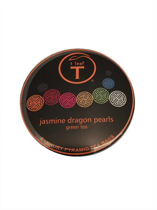 Tea gift ideas - jasmine dragon pearls green tea