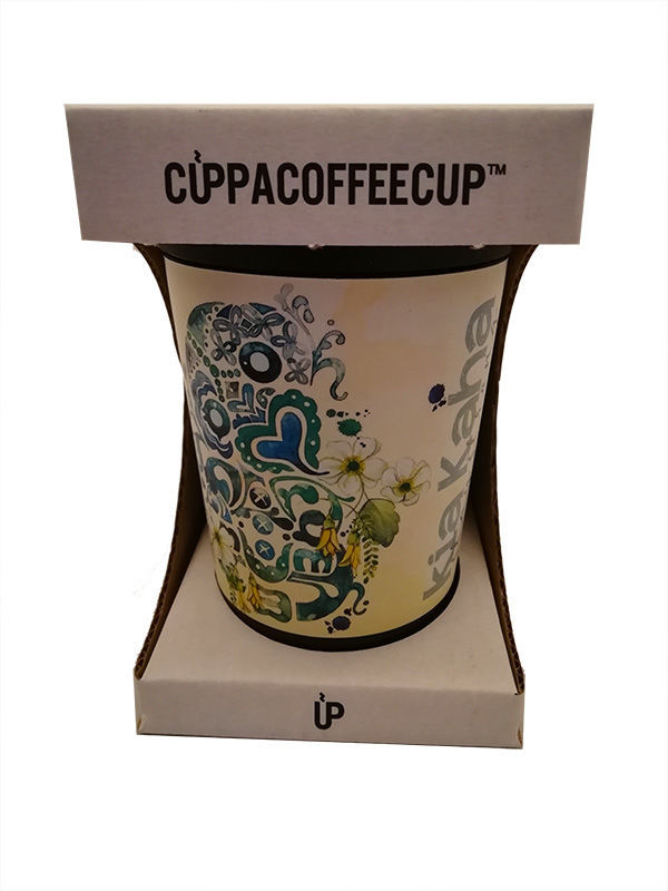 Tea gift ideas - CUPPACOFFEECUP travel cup