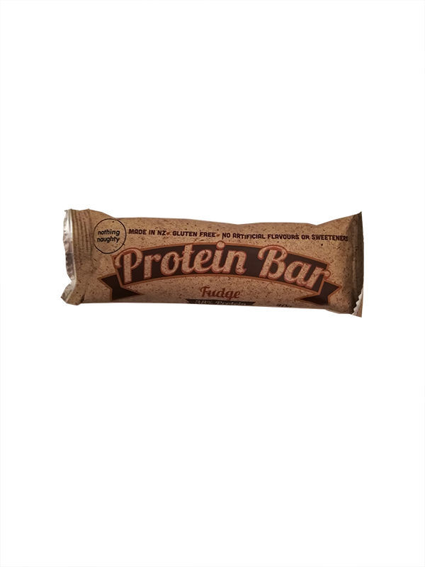 Food Gift Box NZ - Nothing Naughty Fudge Protein Bar