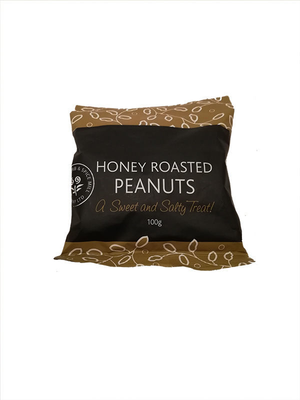 Food Gift Hamper NZ - Honey Roasted Peanuts