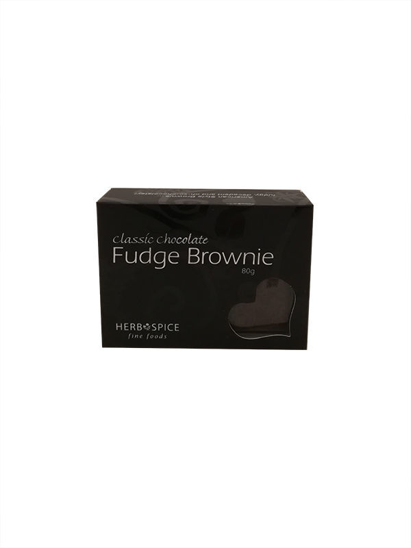 Food Gift Hamper NZ - Chocolate Fudge Brownie