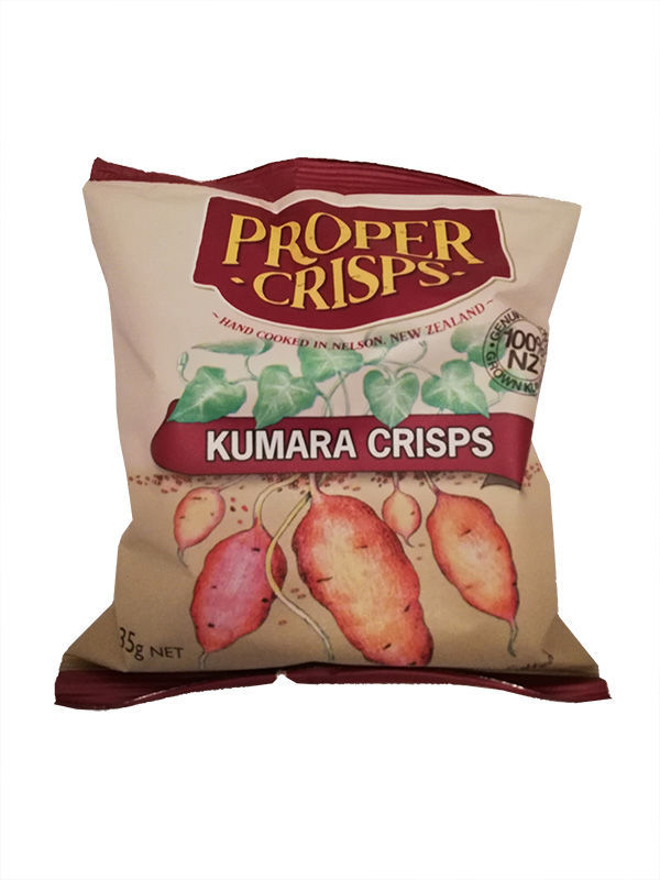 Food Gift Hamper NZ - Proper Crisps Kumara