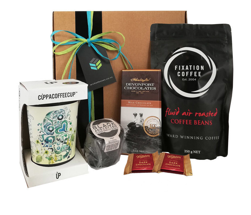 Picture of Coffee Gift Box- Just Brew It