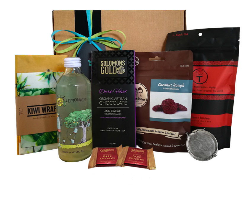 Picture of Wrap-A-Snack Gift Box