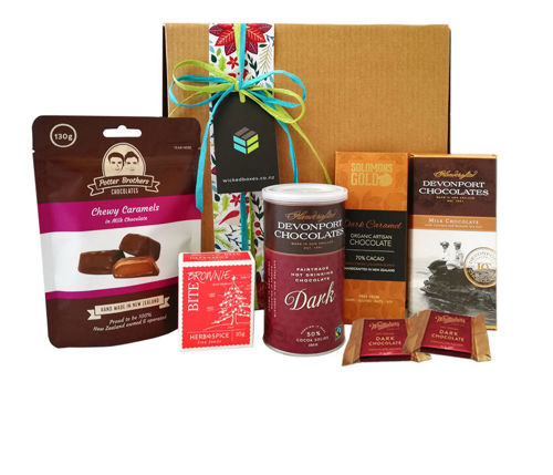 Chocolate Caramel Gift Box