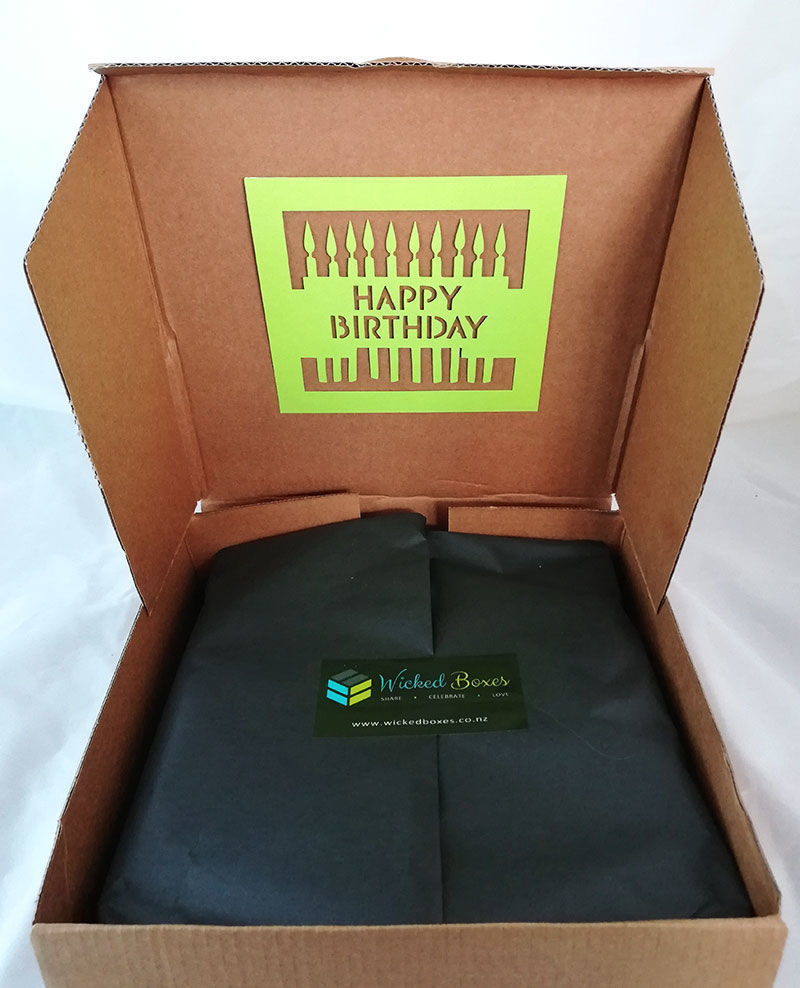 Picture of Winter Warmer Choco-rice Gift Box