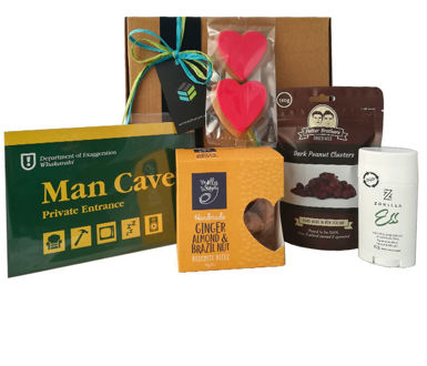 Picture of Fathers Day Delights Gift Box