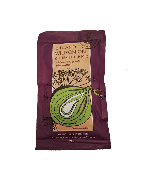Gift Hamper Delivery - Gourmet Dip Mix - Dill & Wild Onion