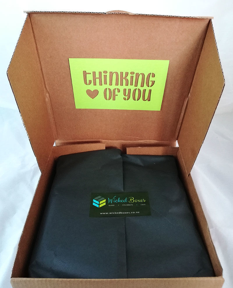 Picture of Cheeky Chocolate Treats Gift Box