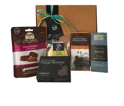 Chocolate gift box delivery NZ