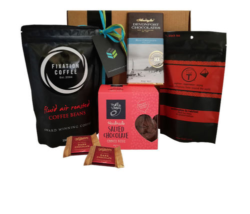 Tea & Coffee Gift Box Delivery NZ